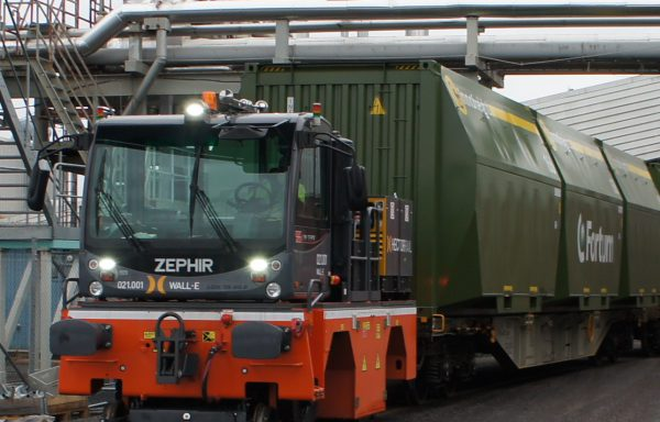 "CLASS 021 – THE ENVIRONMENTAL SHUNTER ON RAIL OR ""ROAD"""